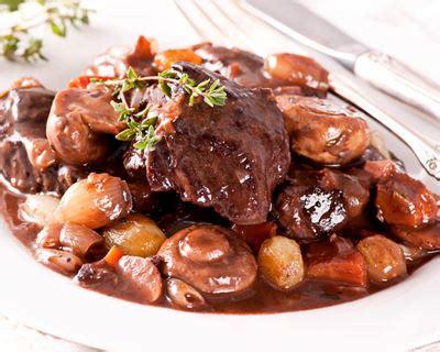 cuisiner carotte recette boeuf bourguignon facile et rapide