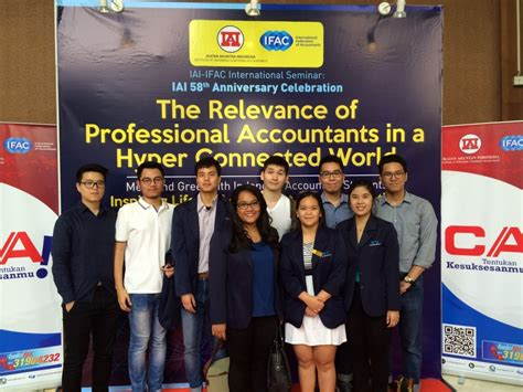 accounting department attended ifac iai gathering swiss