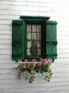 Window Flower Boxes Wooden - WoodWorking Projects & Plans