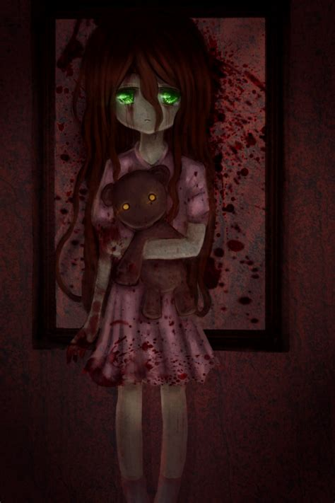sally  tenshiaya  deviantart demons creepypasta