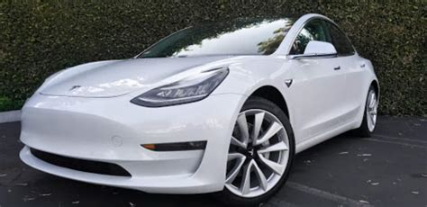 Get Tesla 3 Insurance Rental Background