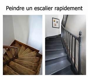 17 meilleures idees a propos de escaliers peints sur With peindre les contremarches d un escalier en bois 8 relooker un escalier avec un petit budget deconome