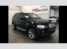 2009 BMW X5 xDrive 48i SOLD Nav DVD HUD 20's Panoramic 7
