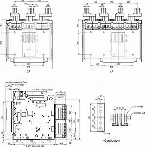 Air Circuit Breakers   Dimensions   Draw  Aks