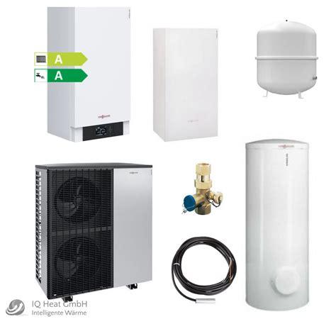 Effiziente Luft Wasser Waermepumpe In Split Bauweise by Viessmann Vitocal 200 S 6 1 Kw Luft Wasser Split
