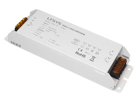 dali dimmer 230v transformator with dali dimming matronics