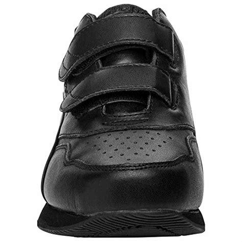 velcro shoes seniors strap propet walker walking sneakers straps amazon cushioned width womens tour