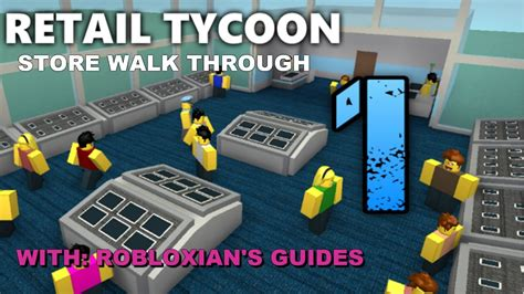 roblox retail tycoon  setup roblox hack unlimited