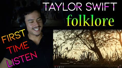 Taylor Swift - Seven | Reaction - YouTube