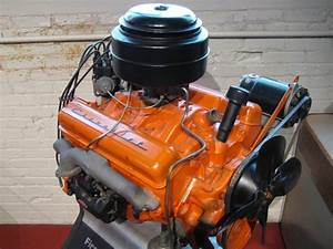 Chevy 350 Small Block Firing Order  U0026 Information