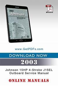 2003 Johnson 15hp 4