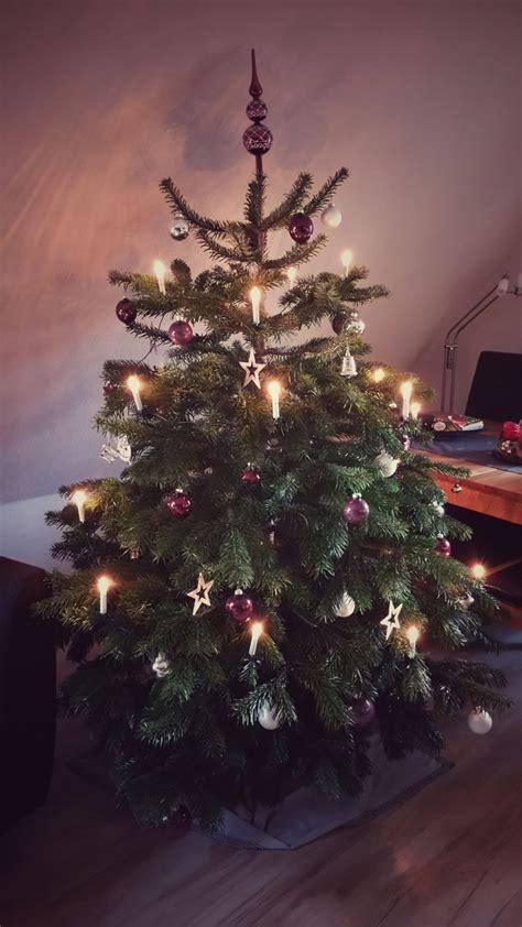 Weihnachtsbaum Lila Geschmückt by Weihnachtsbeleuchtung Bestellen F 252 R Innen Und