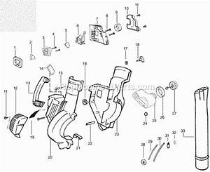 Poulan Ppb2000le Parts List And Diagram