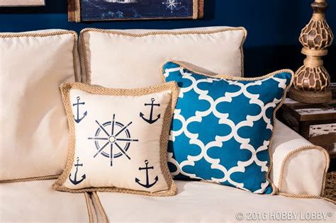 hobby lobby pillow inserts 17 best images about nautical home decor on