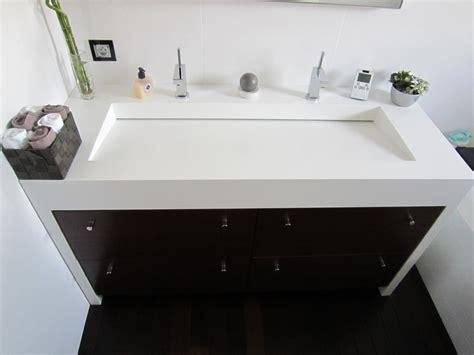 dessus de bureau en verre cuisine corian salle de bain corian crea diffusion