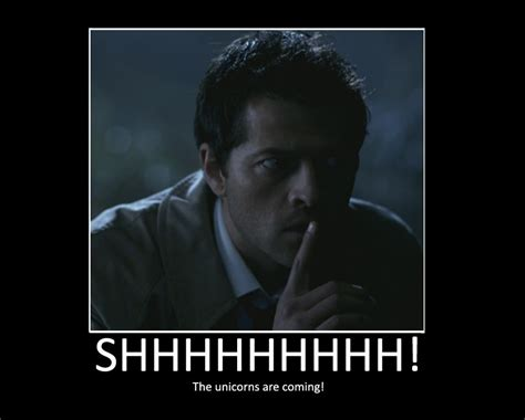 Castiel Memes - run for your lives supernatural memes pinterest