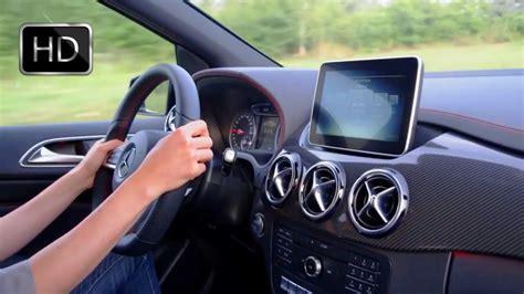 video  mercedes  class amg facelift interior hd