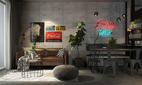 Four Types Of Industrial Style Decor four types of industrial style decor