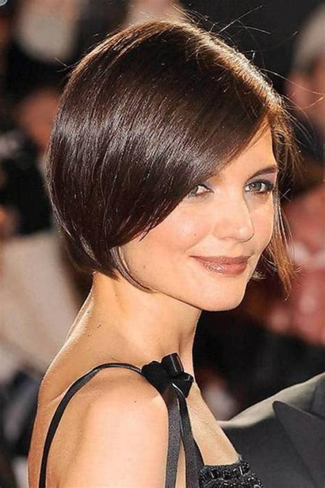 chic bob hairstyle  prom  short hair women hairstyles