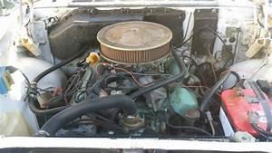 Original 1962 Chrysler Newport 361 V8  Manual 3 Speed On