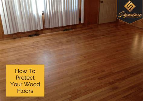 Protecting Your Hardwood Floors