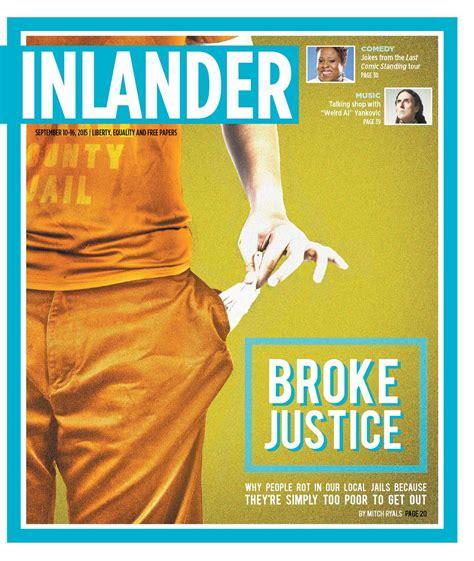 Inlander 09/10/2015 by The Inlander Issuu