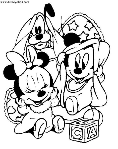 babydisneycoloringpages disney babies coloring pages