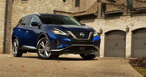 2019 Nissan Murano Gets A Facelift  The Torque Report