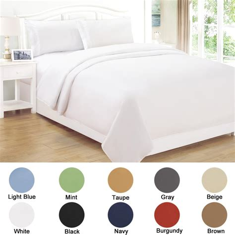 home collection sheets hotel home guest linen bed sheets