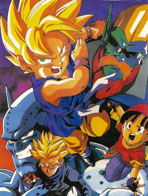 Dragon Ball, Z, Gt (las Mejores Imagenes) Taringa