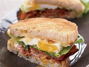 BLT Fried Egg-and-Cheese Sandwich Recipe - Thomas Keller