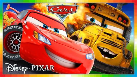 Cars Movie ★ Cars Full Movie ★ English ( Only Mini Movie