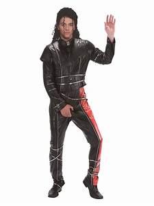 Adult Bad Lad Michael Jackson Costume - 3164B - Fancy ...