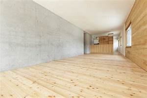 different flooring options over concrete ehow With best wood flooring over concrete slab
