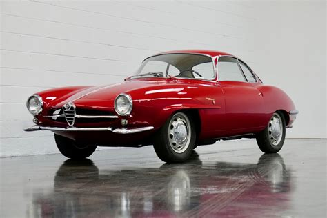 Alfa Romeo Sprint Speciale For Sale by 1961 Alfa Romeo Giulietta Sprint Speciale For Sale 94068