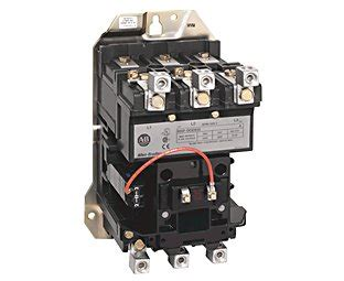 nema feed through wiring contactors for motor loads