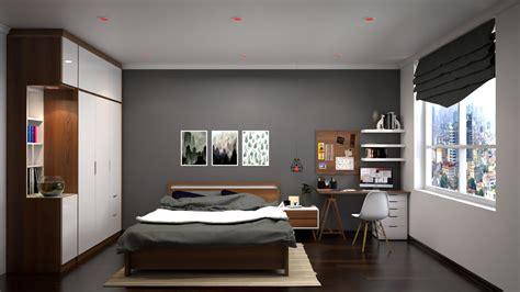 Vray Rendering Nice Bedroom (017) Render With Vray 34