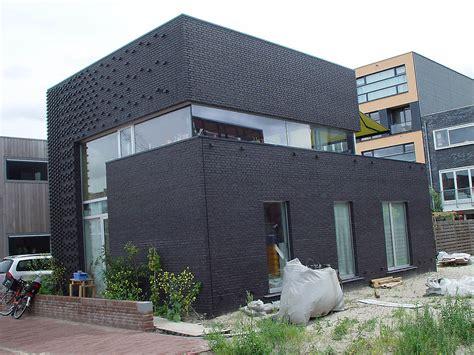 black brick house marc koehler architects amsterdam house ijburg