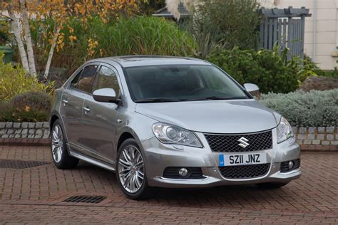 Suzuki Introduces New Kizashi Sedan To The Uk, Plans To
