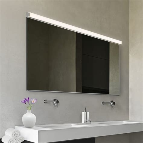 Bathroom Vanity Light Fixture 48 Inches by Sonneman Lighting Vanity Polished Chrome 48 Inch Slim Led