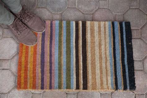 Thick Coir Doormat by Coir Doormats Golly Gee Gardening