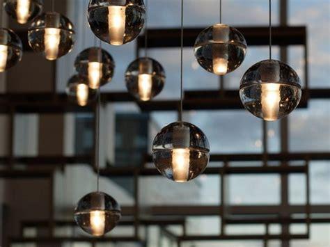 restaurant lighting modern lights restaurants ambient bocci verlichting moderne pluglighting afkomstig contemporary
