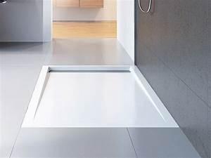 Duschboard Mit Integrierter Ablaufrinne : hsk acryl duschwanne super flach mit integrierter ~ Sanjose-hotels-ca.com Haus und Dekorationen