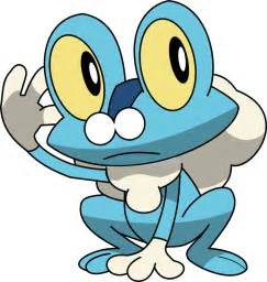Froakie Pokemon Pokedex 656