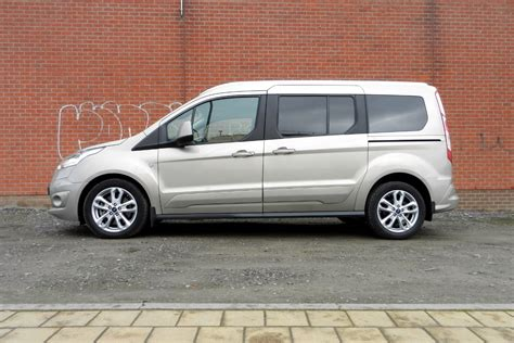 test ford grand tourneo connect  tdci autobe tests