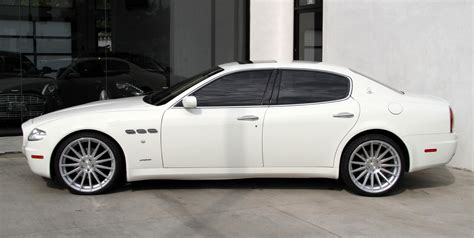 2008 Maserati Quattroporte For Sale by 2008 Maserati Quattroporte Executive Gt Automatic Stock