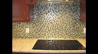 how to install glass mosaic tile How to install Oceanside paper faced Glass Mosaic tile ...