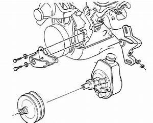 1965-67 Bb Power Steering Pump