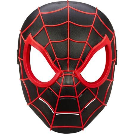 Marvel Ultimate Spiderman Ultimate Spiderman Mask