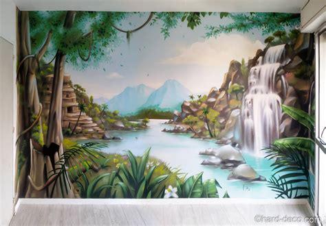 deco jungle chambre chambre jungle conforama